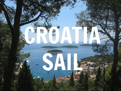 CROATIA SAIL - TRAVEL VIDEO