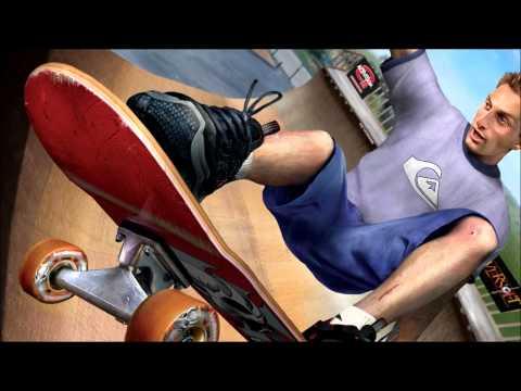Tony Hawk's Pro Skater 3 ♫ | Krs One - Hush