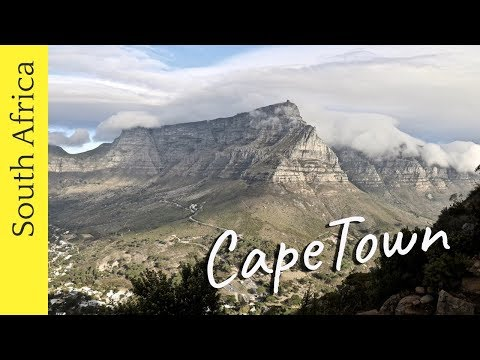 SOUTH AFRICA | Cape Town with Zip Zap Circus