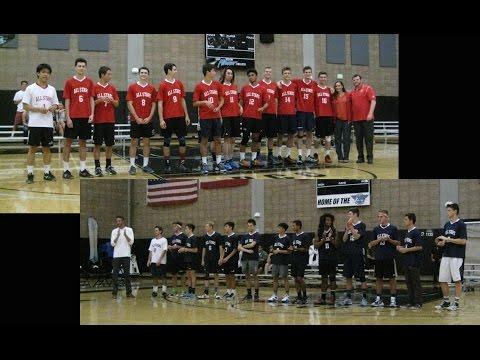 Senior All Star Boy's High School Volleyball 2016 San Diego
