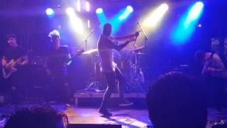 Burning Down Alaska -  Destruction Derby Festival 2016
