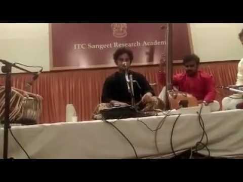 Arshad ali khan raag bageshree ITC SRA