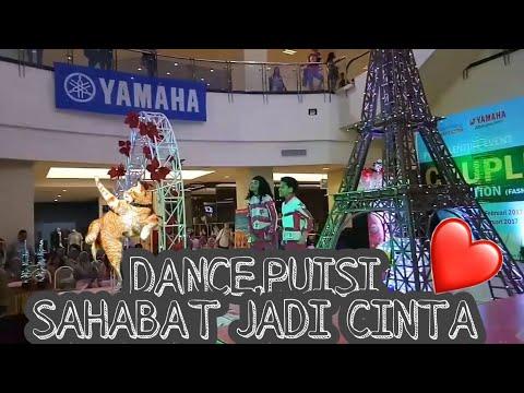 Sahabat Jadi Cinta./Dance Mix Puisi+ DANCE ROBOT..yg Ini Gak Diklaim...