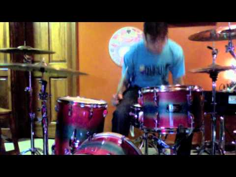 Josh Giles - Fight For Your Love drum cover