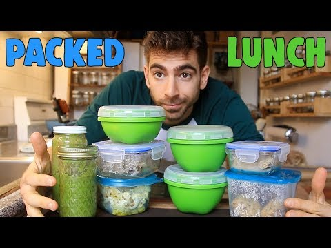 10 Life Changing Tips for Packing Lunch for Work or School