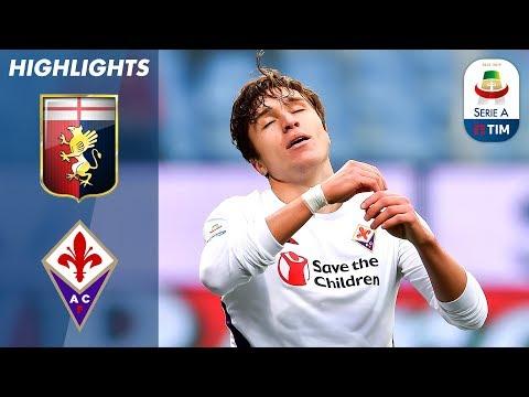Genoa 0-0 Fiorentina | Il Genoa frena la Fiorentina | Serie A