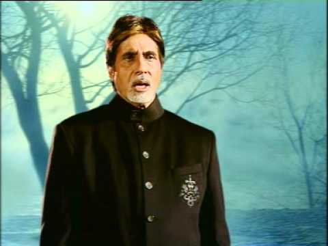 INDIA Family Planning: National Rural Health Mission Ad: Family Planning, Amitabh Bachchan