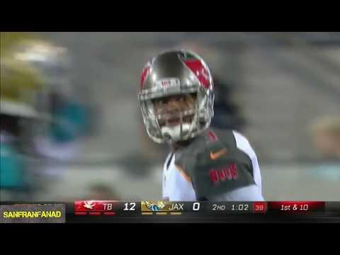 Jameis Winston vs Jaguars (Preseason Week 2) - 21/29, 196 Yards! Sharp! | 2017-18 NFL Highlights HD