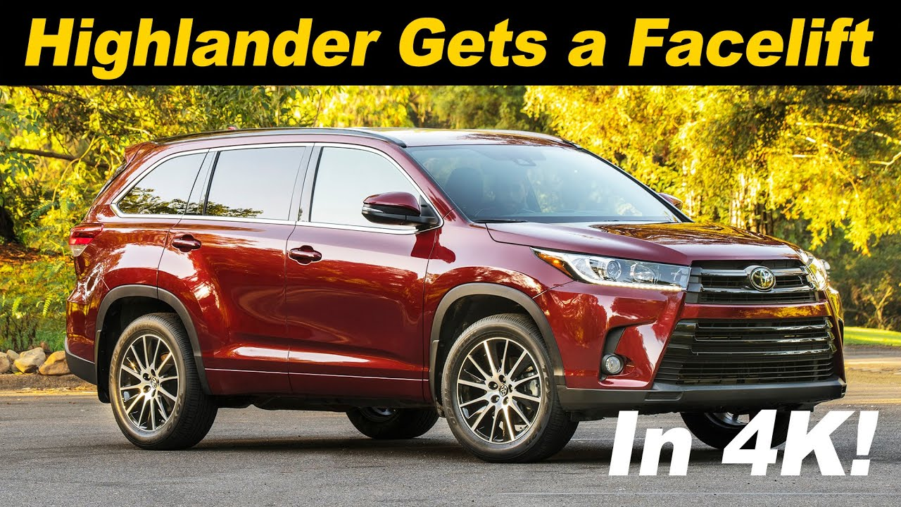 Toyota Highlander Israel >> 2017 Toyota Highlander First Drive Review and Road Test... | Doovi
