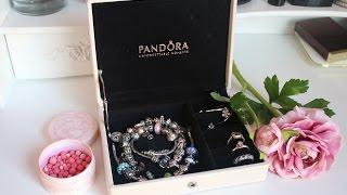 PANDORA ♡ Коллекция браслетов, колец, сережек(, 2015-04-12T14:53:38.000Z)