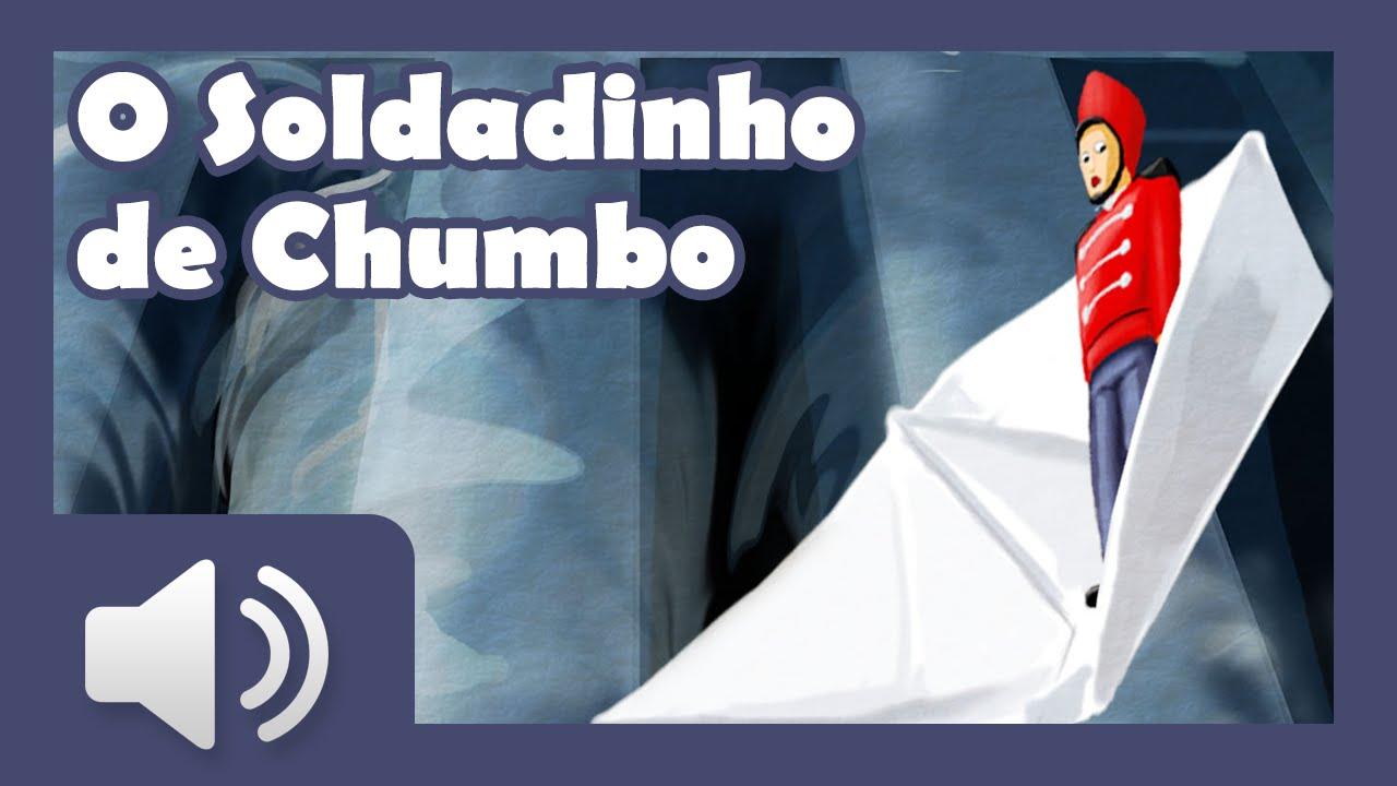 O Soldadinho De Chumbo Historias Infantis Em Portugues Youtube