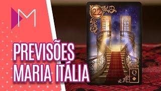 Baixar Previsões de Tarot com Maria Itália - Mulheres (19/06/2019)