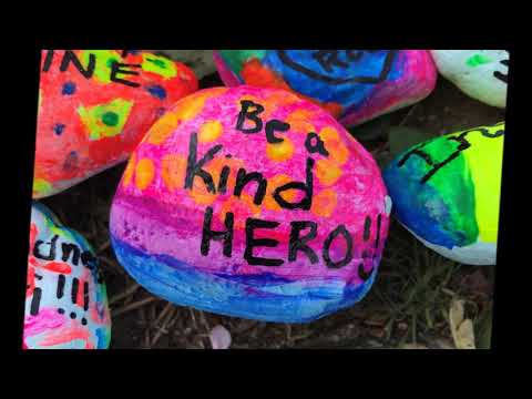 Red House Run Elementary School: Kindness Rocks 2019