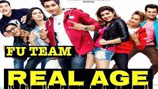 Fu Actor Real Age Akash Thosar Vaidehi Parshurami Sanskruti Balgude