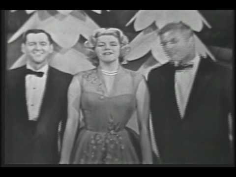 Rosemary Clooney, Tony Randall & Tab Hunter