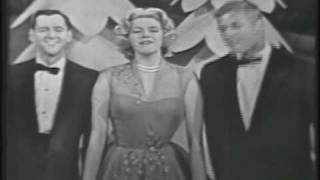 "Rosemary Clooney, Tony Randall & Tab Hunter - ""I"