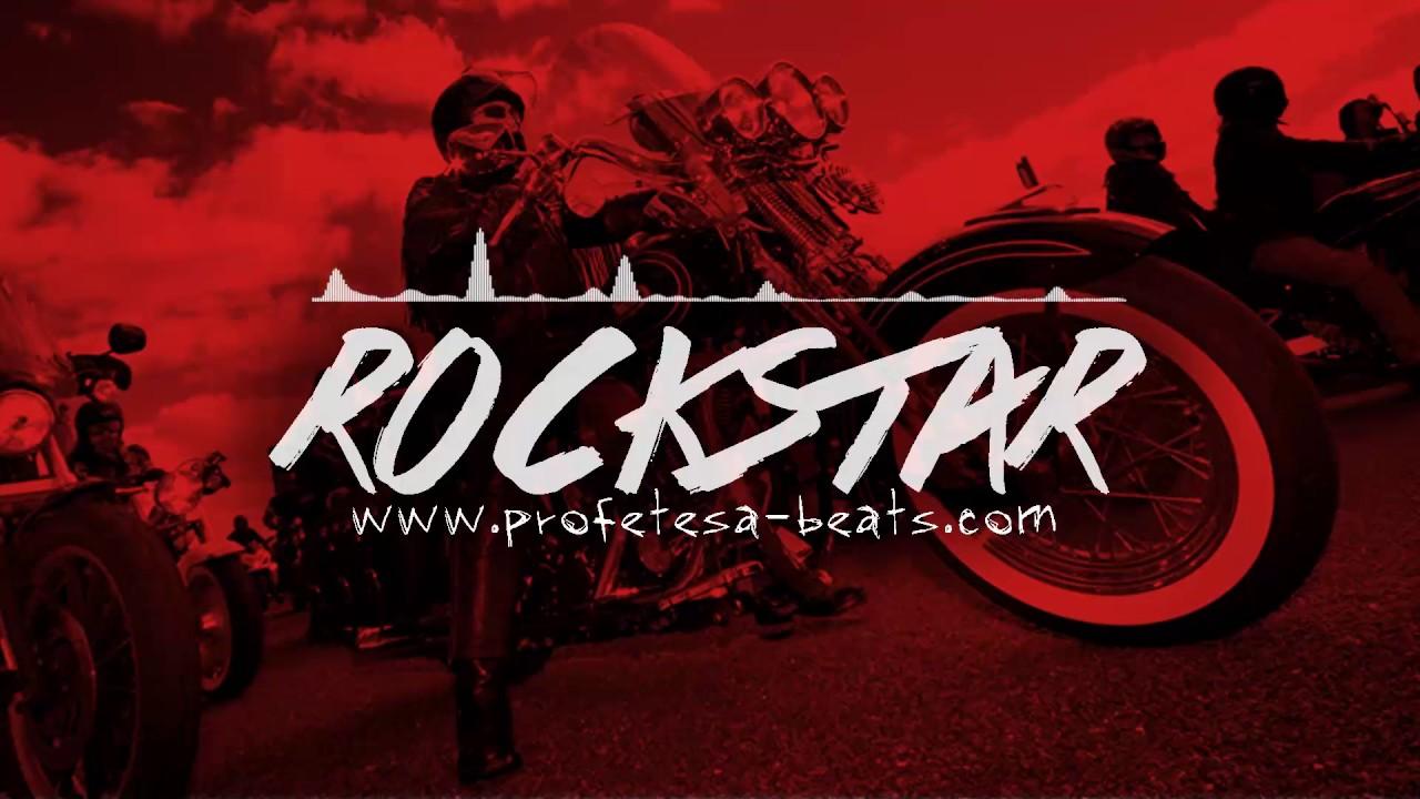 Rock Rap Beat Instrumental ''ROCKSTAR'' (prod. Profetesa) HARD OLD SCHOOL GUITAR