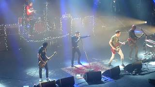 shed seven its not easy brixton academy london december 2017
