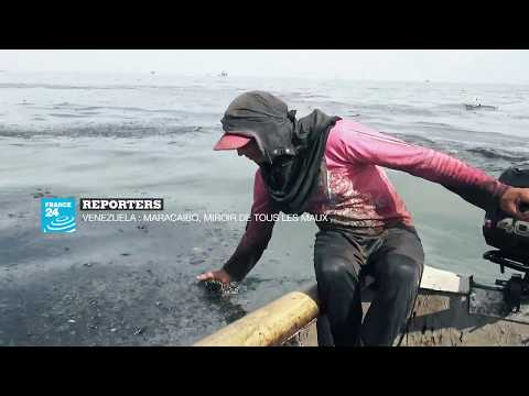 Reporters au Venezuela: Maracaibo, miroir de tous les maux
