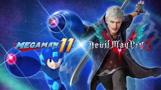 DEVIL MAY CRY 5   Introducing Megaman Weapon   TOKYO GAME SHOW 2018