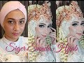 tutorial make up hijab siger sunda | ayyun azzuyyin