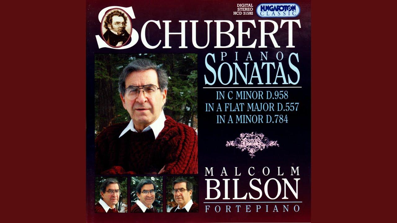 Piano Sonata No. 14 in A minor, Op. 143, D784