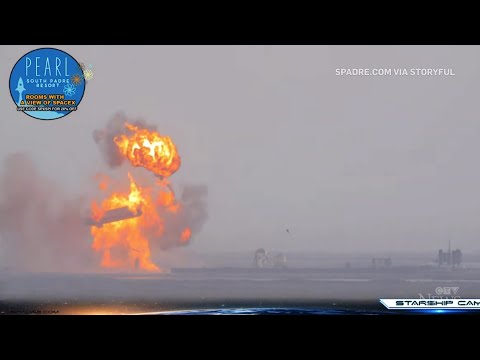 SpaceX rocket explodes minutes after successful landing