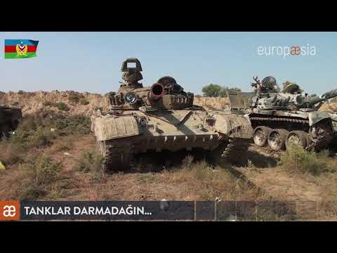 THE LAST STATE OF THE ARMENIAN TANKS