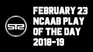 2/23/19 Free #NCAAB Picks of The Day - CBB Pick Today ATS Tonight #ULM #UTA