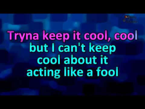 Alesso feat Roy English   Cool -Karaoke