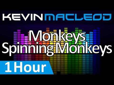 Kevin MacLeod: Monkeys Spinning Monkeys [1 HOUR]