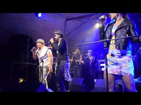 Shalamar 01 @ Robin2 July 11th 2015 Intro  Make that move Friends Sweeter as the days go by