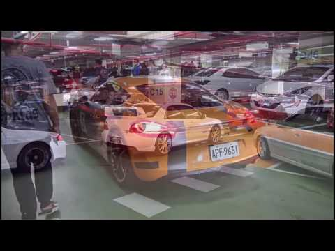Taipei 2017 Suit-Up Car Meet