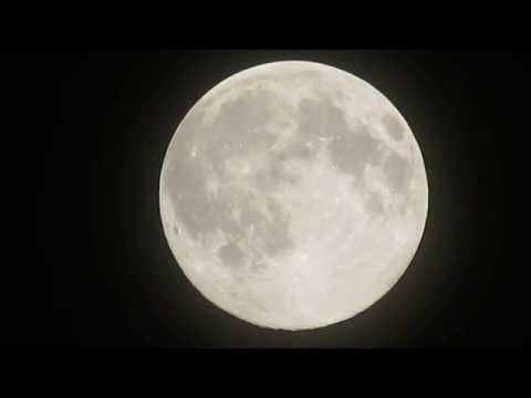 Super Moon over Chandler, AZ - July 11, 2014