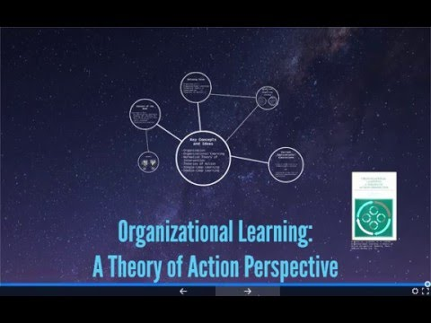 Organizational Learning: A Theory of Action Perspective