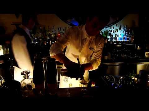 Václav Vojíř (Bugsy´s Bar) Café Marrakech, Bratislava