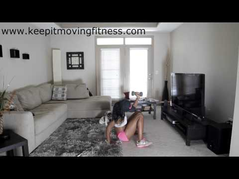 Full Body Workout:  Exercise With Total Body Movements