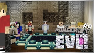 MINECRAFT EVO | Dragon and Banishment!? #9&10