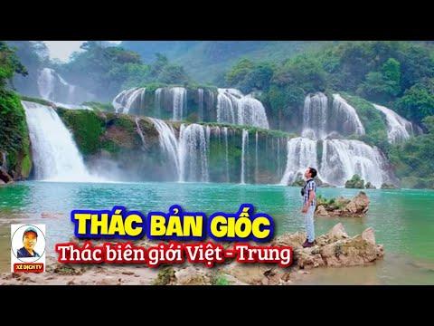 Review Toàn Cảnh THÁC BẢN GIỐC (Cao Bằng) 2019 | The Ban Gioc Biggest Waterfall Of Viet Nam