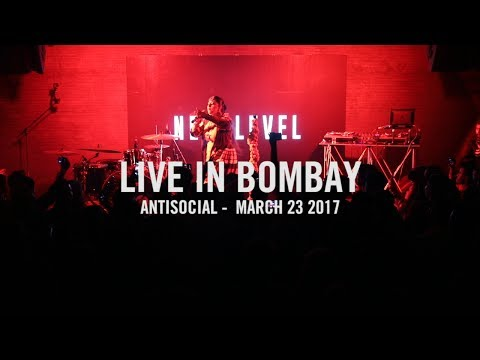 RAJA KUMARI - NEW LEVEL (LIVE IN BOMBAY)
