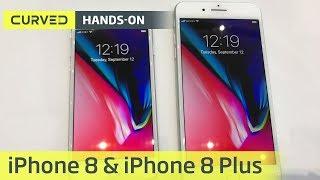 iPhone 8 und iPhone 8 Plus im Test: das Hands-on | deutsch