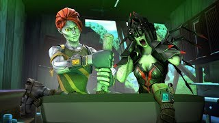 Duo Pop Up cup // Team Atlantis // Fortnite Gameplay & Tips