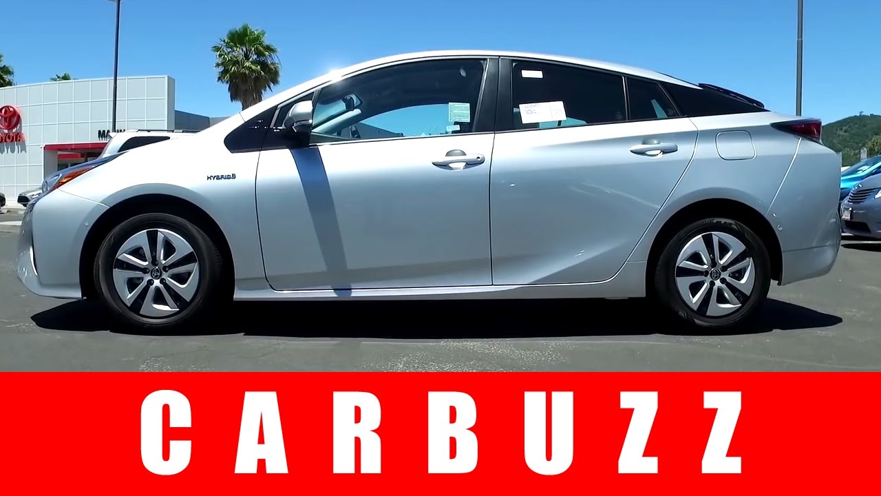 2016 Toyota Prius Review Still The Hybrid King