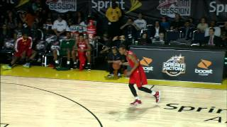 2013 NBA D-League Dream Factory Dunk Contest