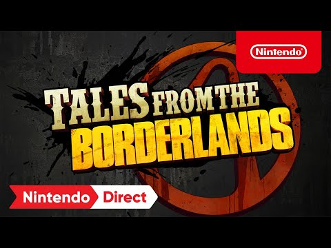 Tales from the Borderlands – Announcement Trailer – Nintendo Switch