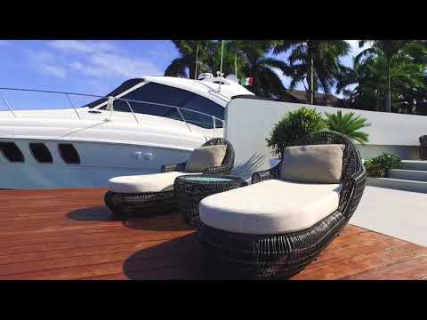 Amazing Luxury Waterfront Home in Cancún | Casa Isla Fuego