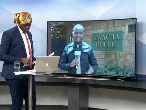 K24 News Cut with Ian Wafula (17.10.17)