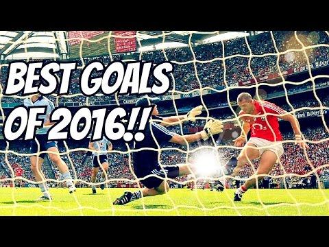 Best Gaelic Football Goals of 2016! | League & Championship |
