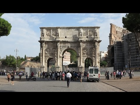 義大利旅遊:4 (完結篇) ~ Italy travel ~ 羅馬競技場、神秘萬神殿、梵諦岡博物館、世界最大的聖彼得大教堂