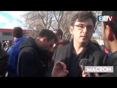 Pourquoi les gens votent pour Macron